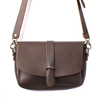 Love 41 Crossbody Koroha Leather Purse Includes 41 Year Warranty: Handbags: Amazon.com