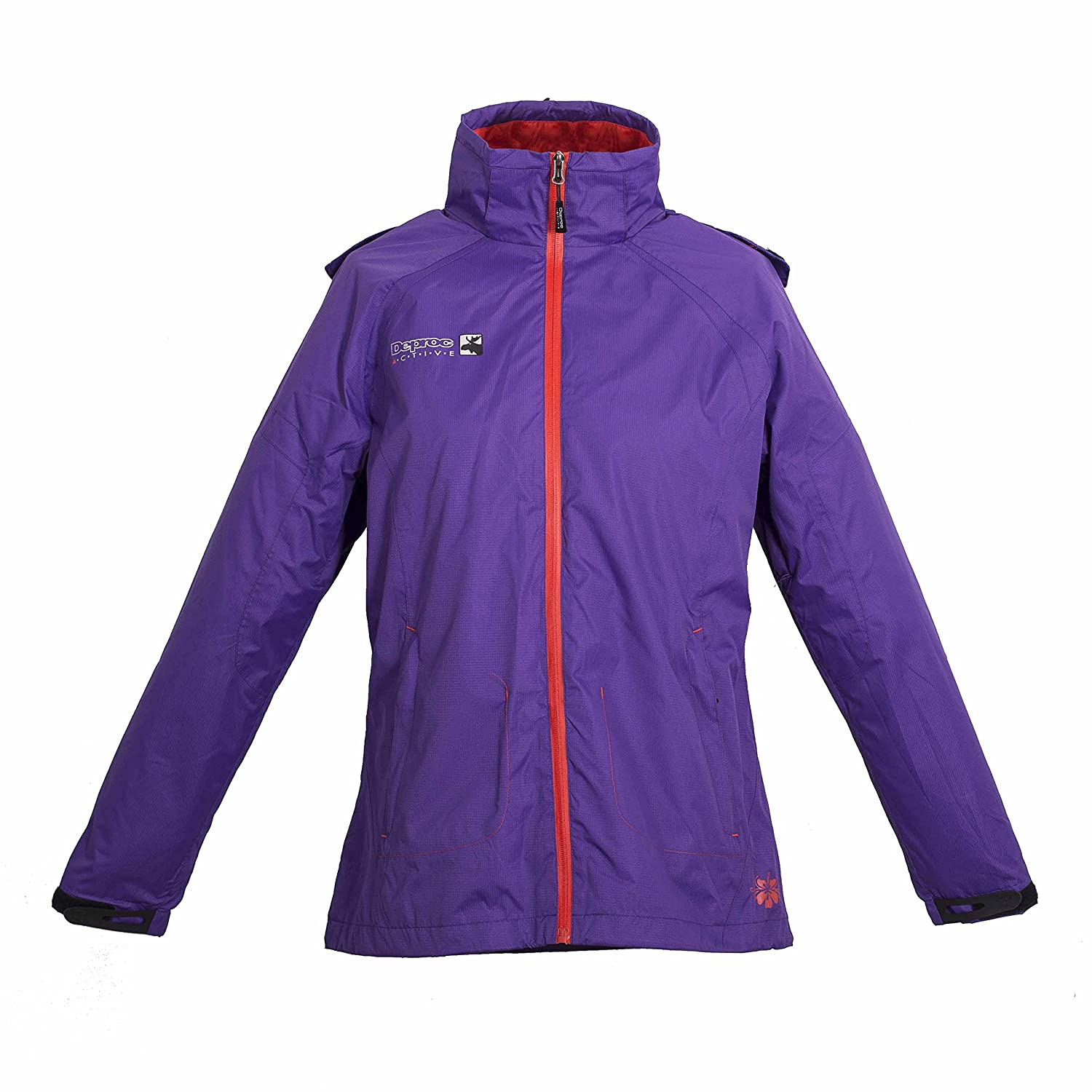 DEPROC-Active Damen Funktionsjacke und Outdoorjacke Fairweather