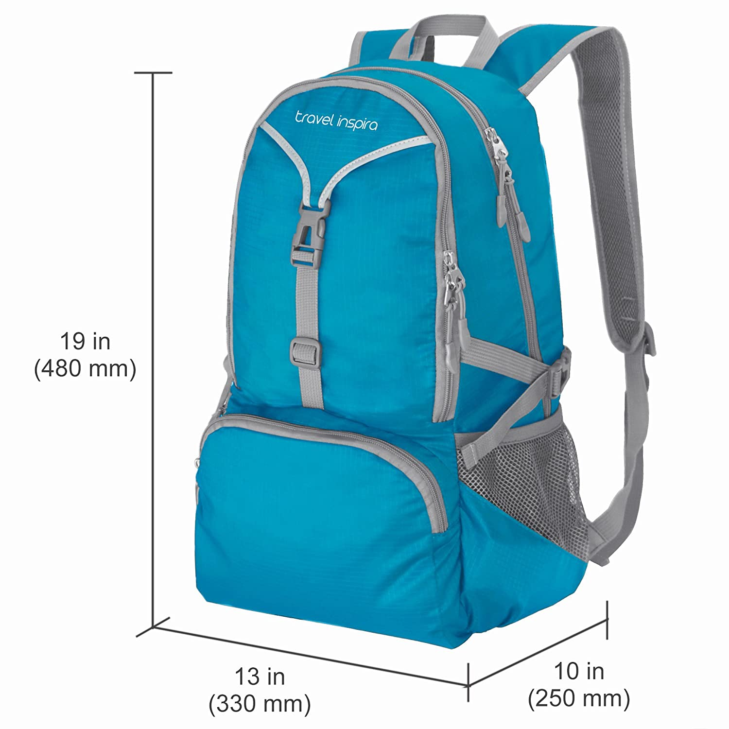 Travel al Inspira 35L ligera, plegable y para mochila Packable ...