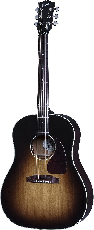 Gibson Acoustic J-45 Standard - Guitarra acústica: Amazon.es ...