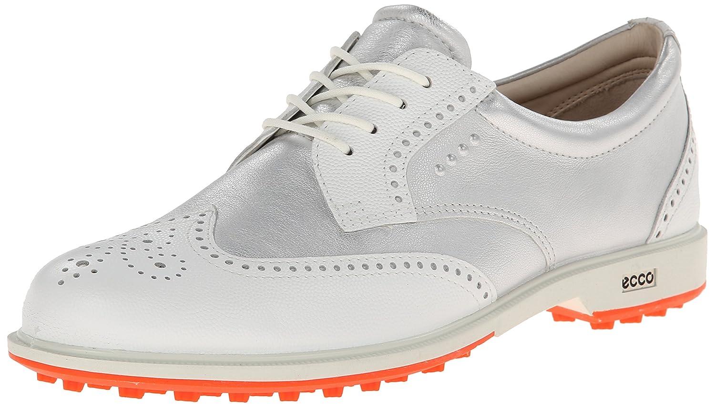 [エコー] シューズ Classic Golf Hybrid シューズ 111033 レディス 10-10.5 B(M) US ホワイト B00LI1YE6Q