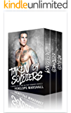 Taken By Soldiers: A Bundle of Steamy Military Romance Novels