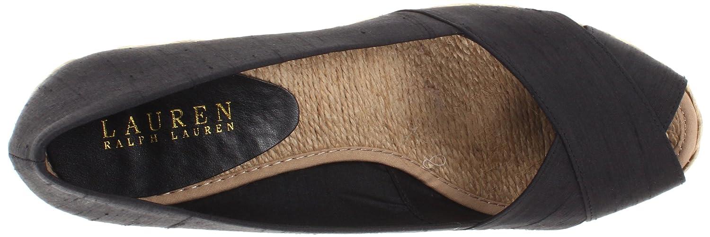002313e71d Amazon.com   Ralph Lauren Women's Cecilia Wedge Sandal   Shoes