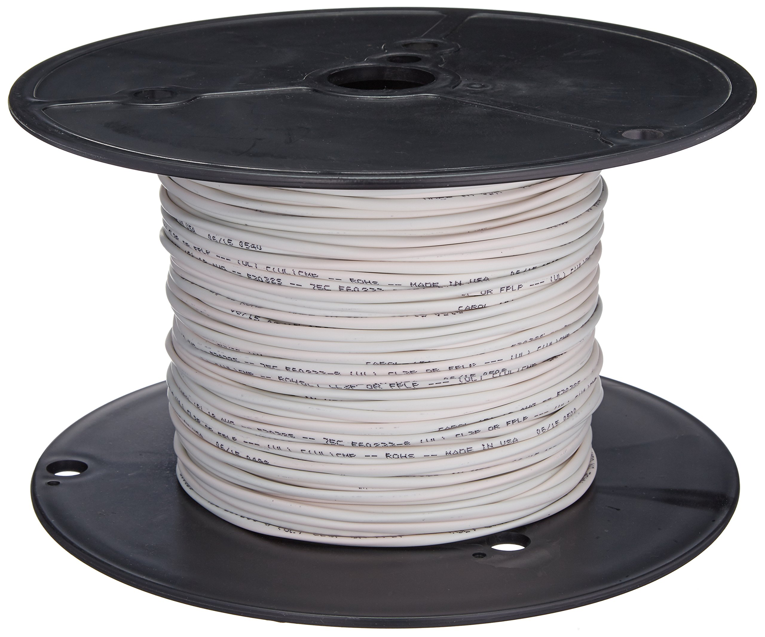 C2G/Cables to Go 40538 18 AWG Bulk Speaker Wire, Plenum CMP-Rated (500 Feet, 152.4 Meters) by C2G (Image #2)