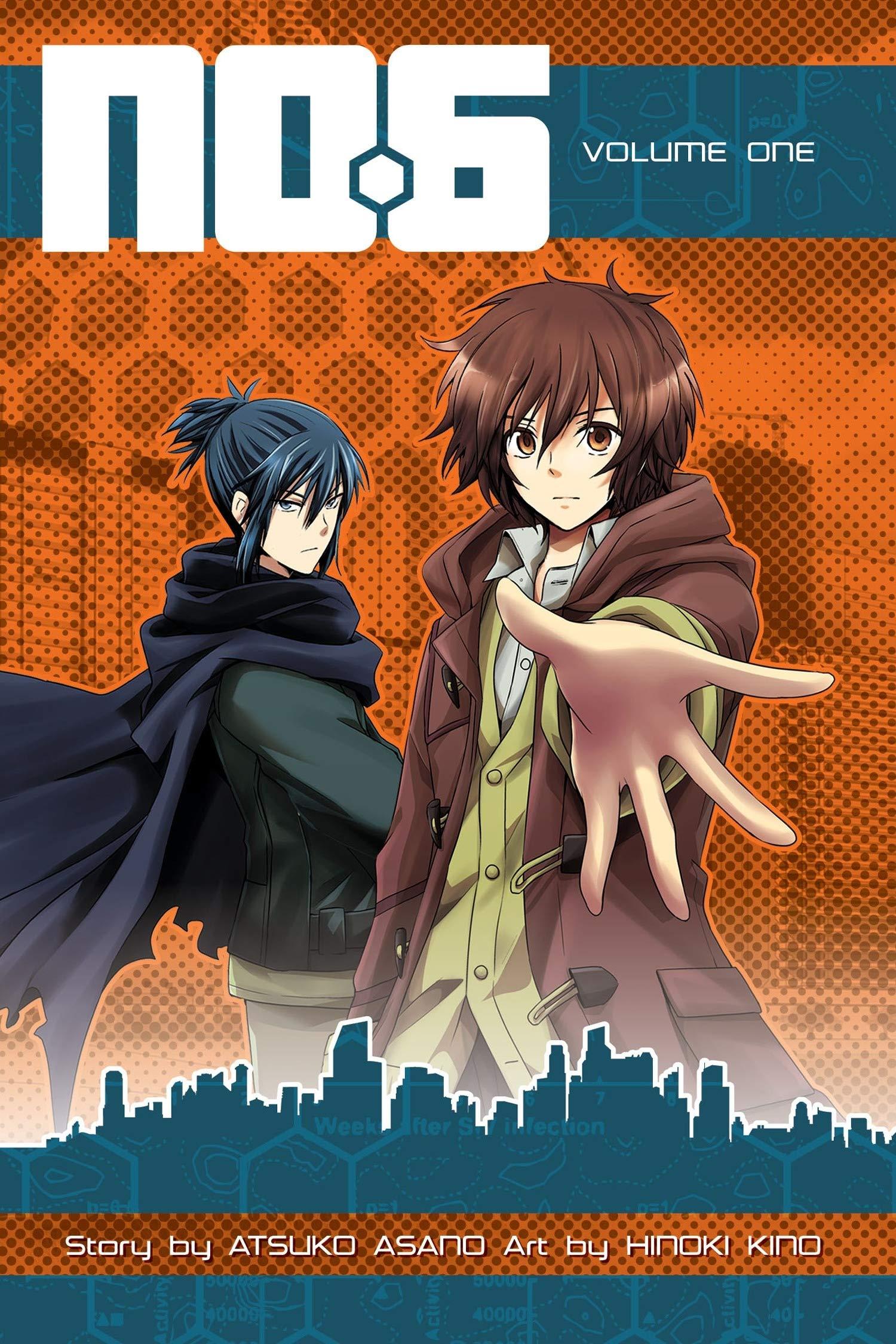Amazon.com: No. 6 Volume 1 (9781612623559): Asano, Atsuko, Kino, Hinoki:  Books