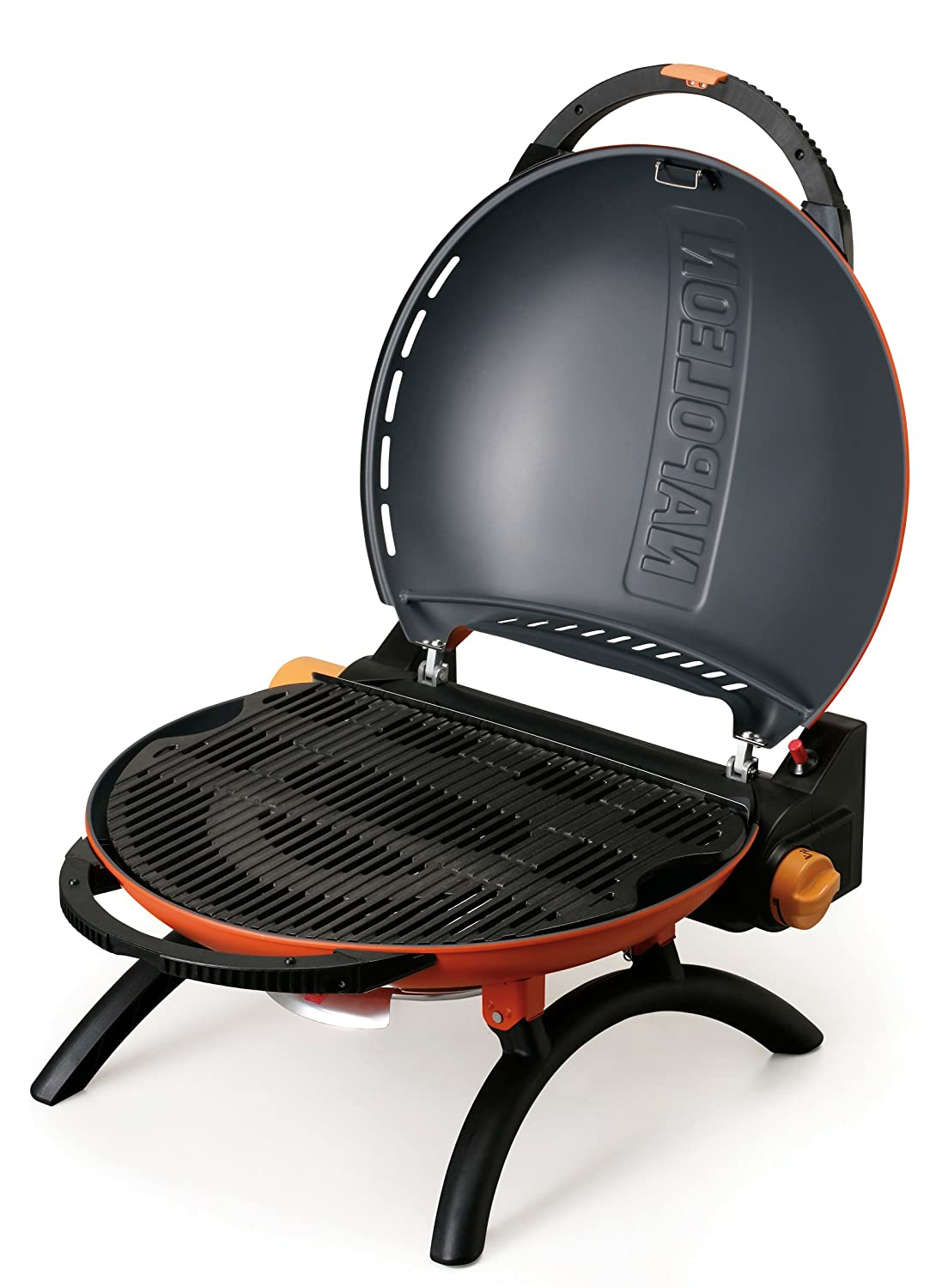 Amazon.com : Napoleon TQ2225PO Travel Q Portable Grill, Orange :  Freestanding Grills : Garden U0026 Outdoor