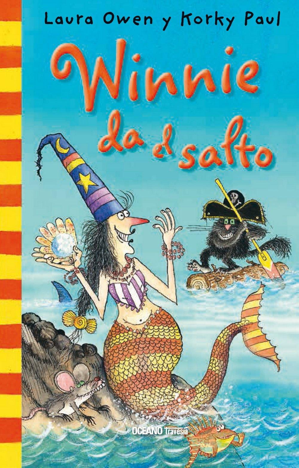 Download Winnie da el salto (Spanish Edition) (Winnie's World) PDF ePub fb2 book