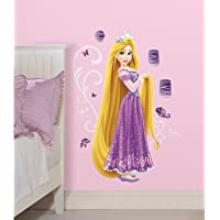 RoomMates RMK2552GM Disney Princess - Rapunzel Peel And Stick Giant Wall Decals,Multicolor
