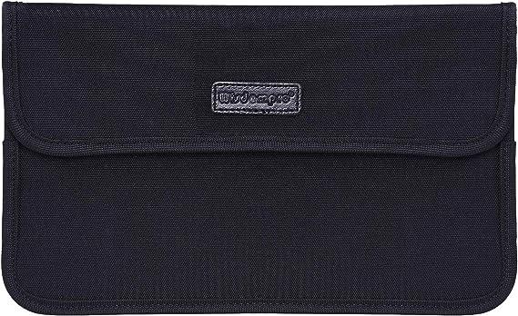 Wisdompro Faraday Tasche Rfid Signal Blocking Tasche Abschirmung Tasche Für Handy Schutz Der Privatsphäre Und Auto Schlüssel Fob 9 5 X 5 5 Zoll Auto