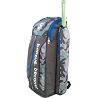 SG Savage X1 Cricket Kit Bag, Camo/Grey