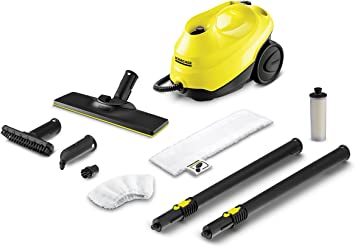 Kärcher SC 3 EasyFix - Limpiadora de Vapor Manual, Presión máx. de vapor: 3.5 bares: Amazon.es: Bricolaje y herramientas