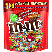 M&M's Peanut Butter Chocolate Celebration Size 1 Kilogram