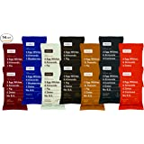 RxBar Protein Bar 14 Pack - Minimal Ingredients That Are All 100% Real Food w/ No Processed Fillers (Variety)