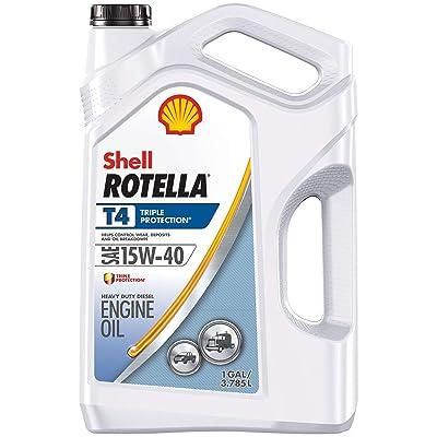 Shell Rotella T T4