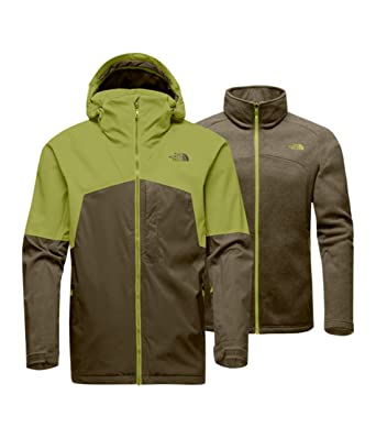 74bee1183d The North Face Men s Gambit Triclimate 3 In 1 Jacket at Amazon Men s ...