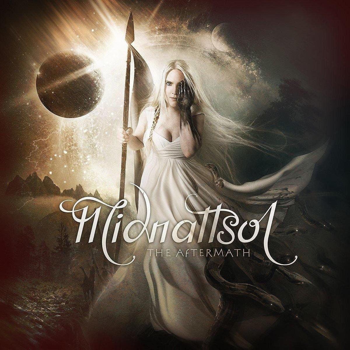 CD : Midnattsol - Aftermath (CD)
