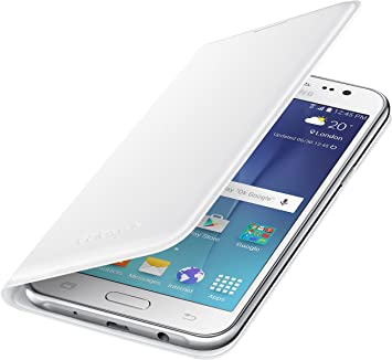 Samsung BT-EFWJ500BWEGWW - Funda tipo flip, tarjetero para Samsung ...