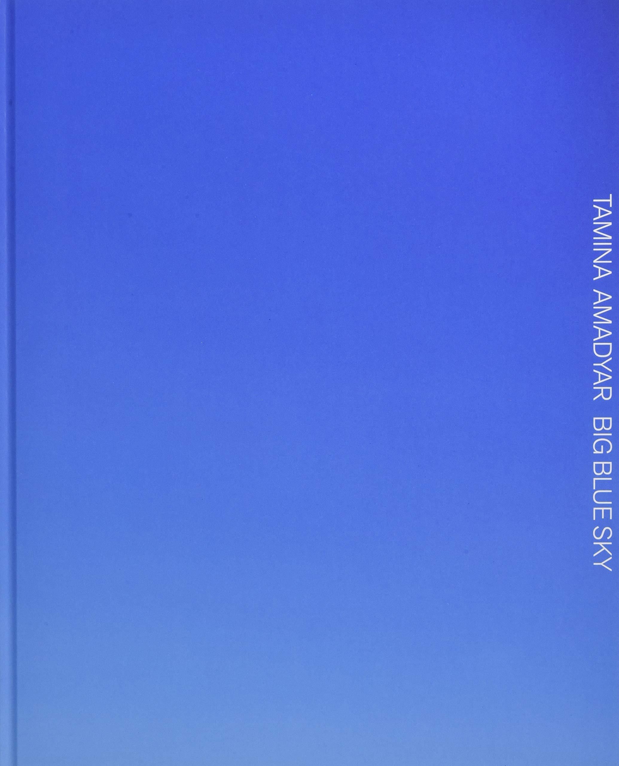 Tamina Amadyar. Big Blue Sky: Ausst. Kat. Kunstverein Reutlingen, 2018