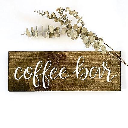 Letrero De Bar De Cafe Para Boda Cafe Boda Cafe Bares Tazas