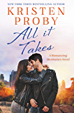 All It Takes: A Novel (Romancing Manhattan Book 2)