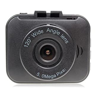 PAPAGO Papago GoSafe 228 1080p Dash Camera with 2-Inch LCD, Grey (GS2288GS)