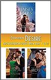Harlequin Desire November 2020 - Box Set 1 of 2