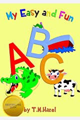 ABC LEARNING BOOK:Beautifully Illustrated Educational,Fun,Easy and Colourful Alphabet Book for 3-5 Year Old Kids,Perfect for Nursery and Preschool !!! Kindle Edition
