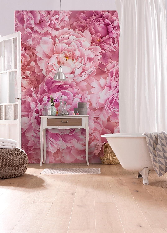 937/368/x 254/cmRosa Fleur Rose Floral Papier peint/ /Rose lot de 8 Komar 8