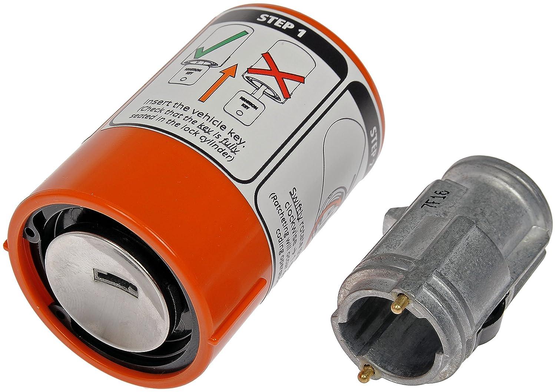 Dorman 924 709 Ignition Lock Cylinder Automotive 1997 Dodge Ram 360 Wiring Diagram