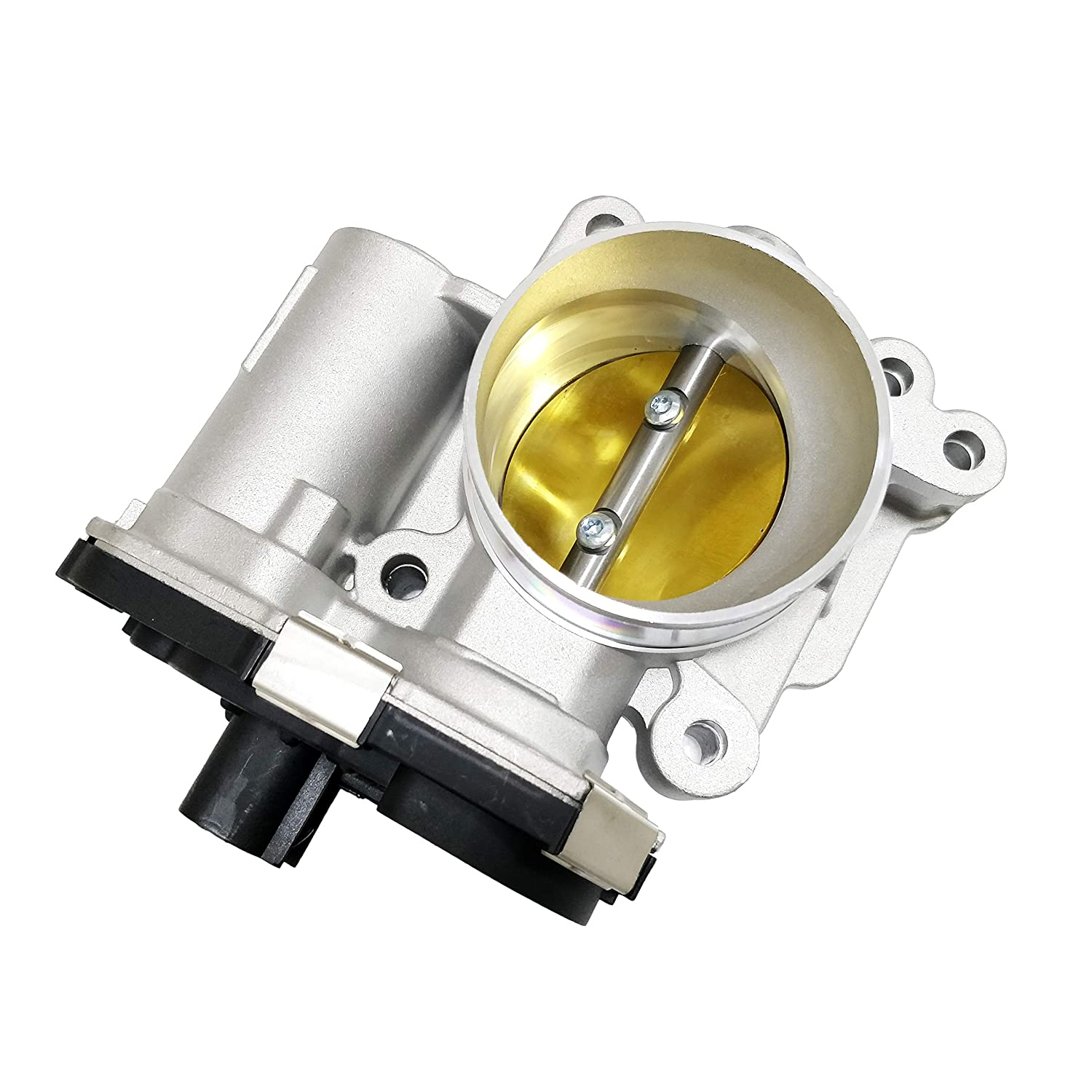 Fuel Injection Throttle Body for 2007-2010 Chevy Cobalt HHR Malibu Pontiac G5 Saturn Ion Vue 2.2L
