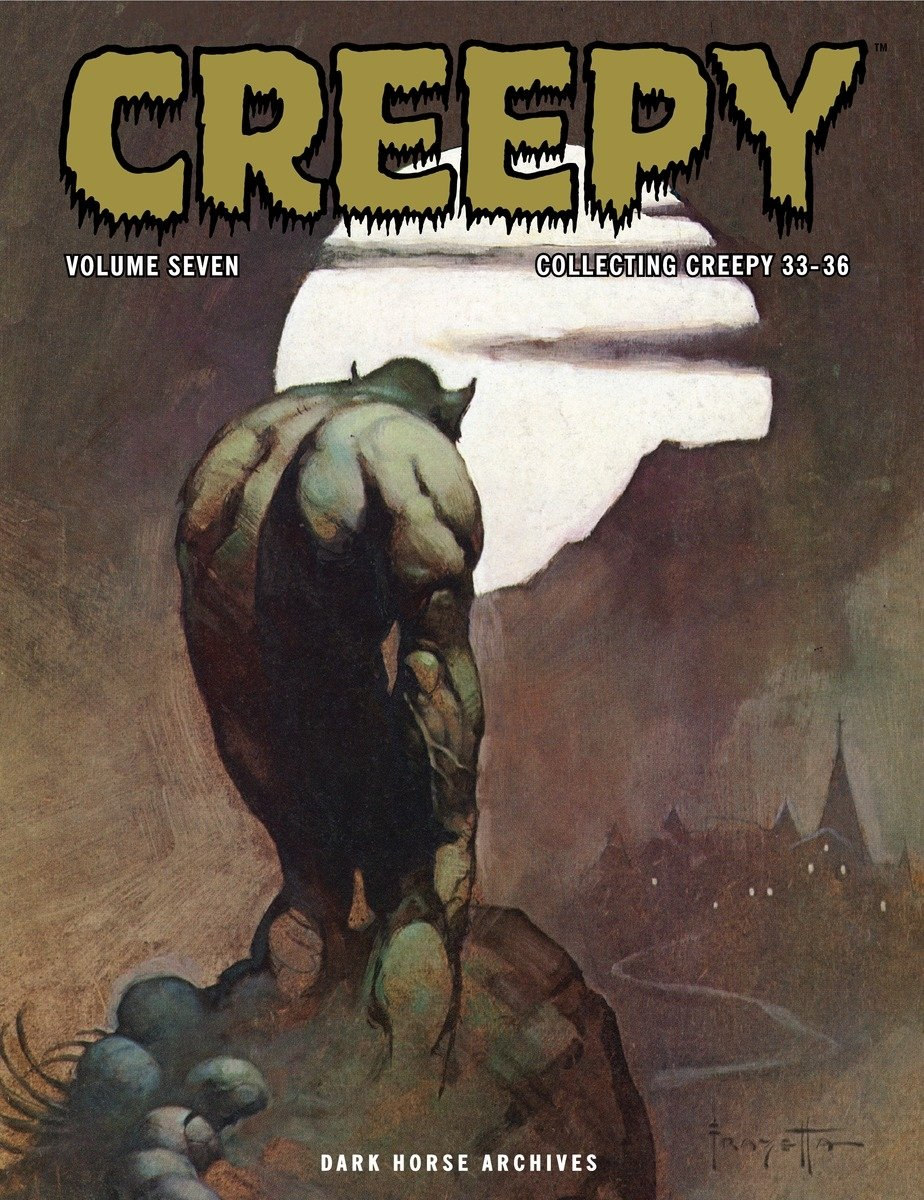 Read Online Creepy Archives Volume 7 pdf