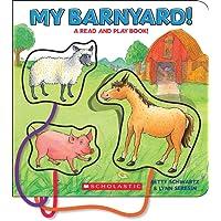 (进口原版) My Barnyard!: A Read and Play Book!