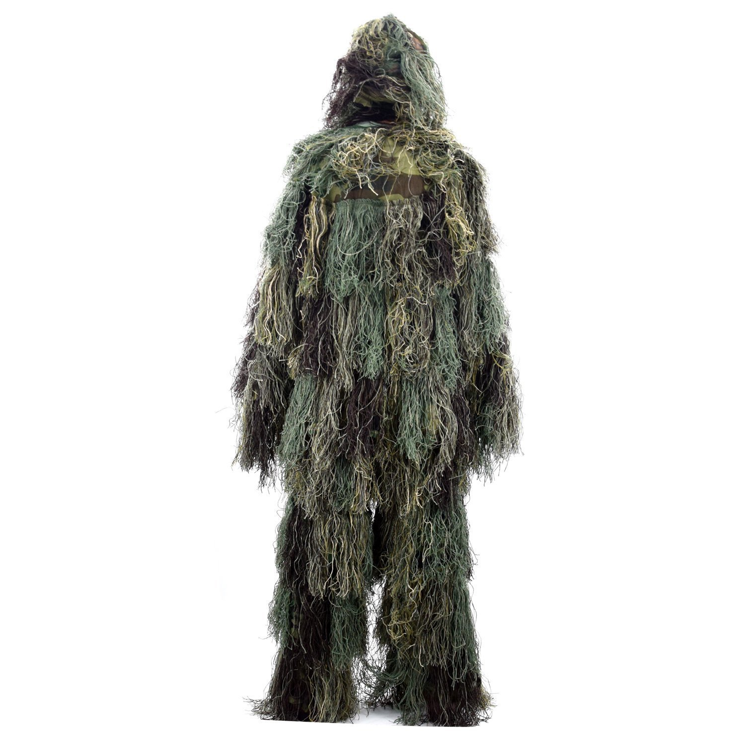 Amazon.com: Boknight Ghillie Traje de leña y bosque diseño ...
