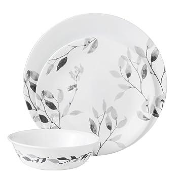 Corelle Livingware Old Town Blue 8 5 Plate World Kitchen  sc 1 st  10000+ Best Deskripsi Plate 2018 & Corelle Vitrelle Pie Plate - Best Plate 2018
