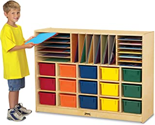 product image for Jonti-Craft Sectional Cubbie Mobile Unit without Trays