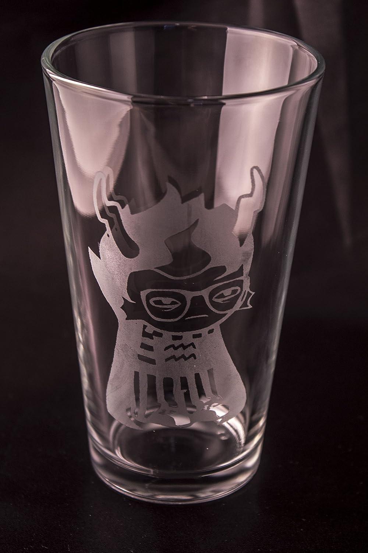 Eridan Homestuck Pint Glass