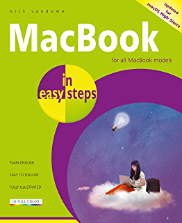 MacBook in easy steps, 6th Edition: Covers macOS High Sierra (English Edition)