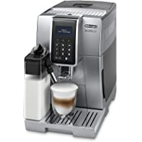 De'Longhi Dinamica ECAM 350.75.S Bean to Cup, Silver