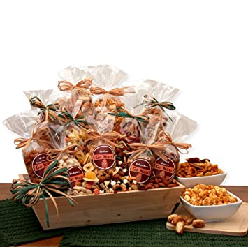 Amazon com : Gourmet Gift Go Nuts - Premium Nuts & Snacks