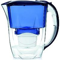 Aqua Optima Oria-Jarra con Filtro de Agua (2,8 L), Azul