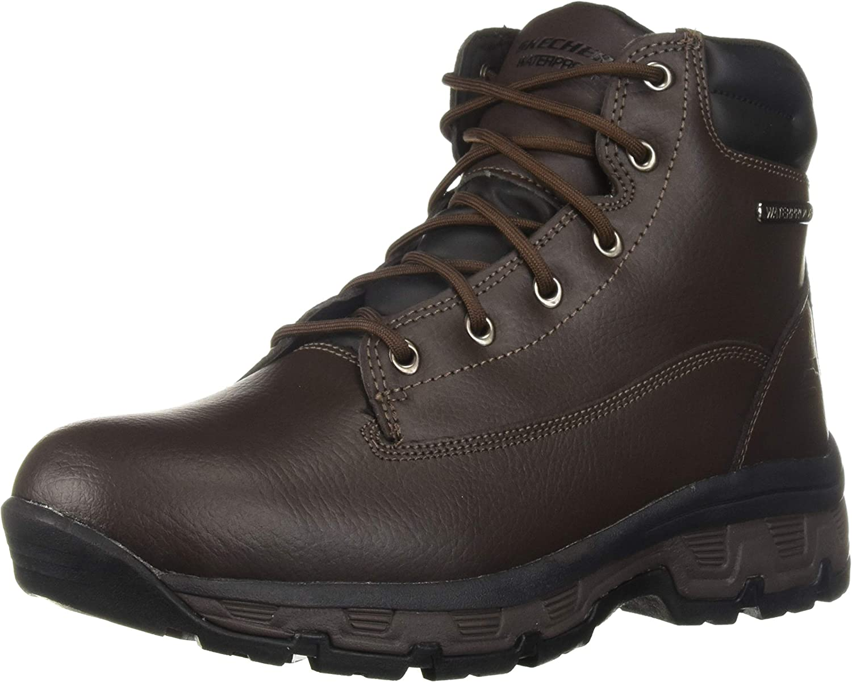 Skechers Men s Morson-Sinatro Hiking Boot