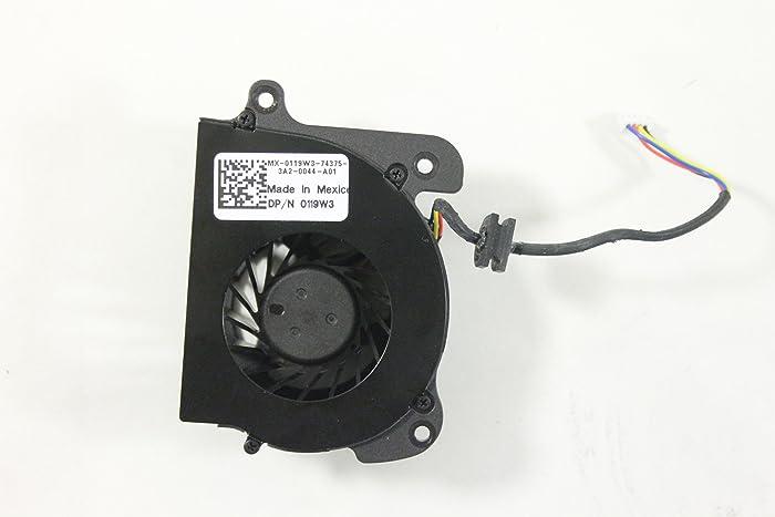Dell Laptop 119W3 CPU Fan M133MR02 Latitude E6420 XFR