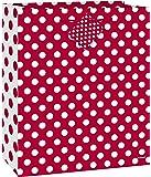 Red Polka Dot Gift Bag