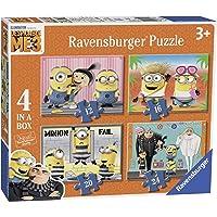 Ravensburger Italy Puzzle in a Box Cattivissimo Me 3, 06895 1