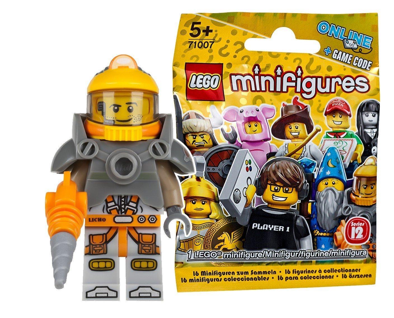 LEGO Series 12 Minifigure Hun Warrior Set 71007-2 NEW
