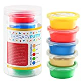 Playlearn Therapy Putty - 5 Strengths - Stress