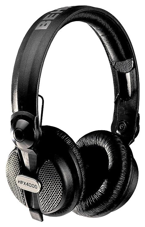 BEHRINGER HPX4000 cuffie tradizionali dj  Amazon.it  Elettronica 010f027ed4f4