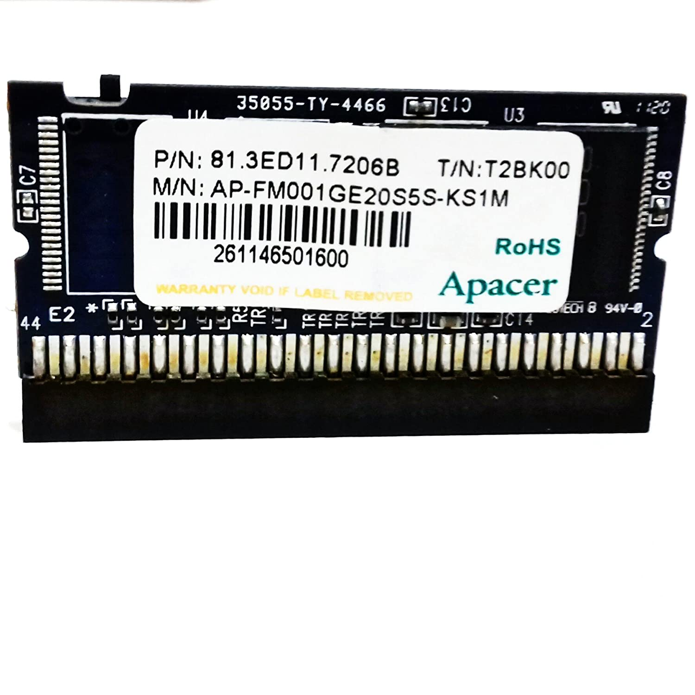 Apacer (AP-FM001GE20S5S-KS1M) 1GB Internal..