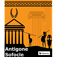 Antigone (Italian Edition) book cover