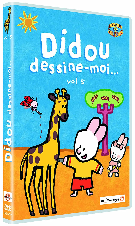 Amazon.com: Didou dessine-moi une girafe: Movies & TV